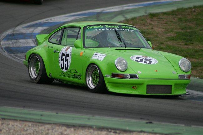 Porsche 911 R >> PCCT