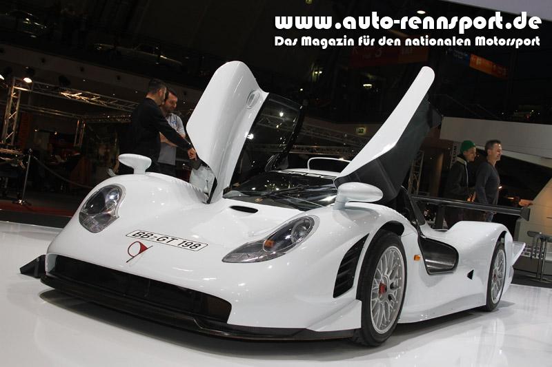 Retro Classics 2013 In Stuttgart Teil 2 Auto Rennsport